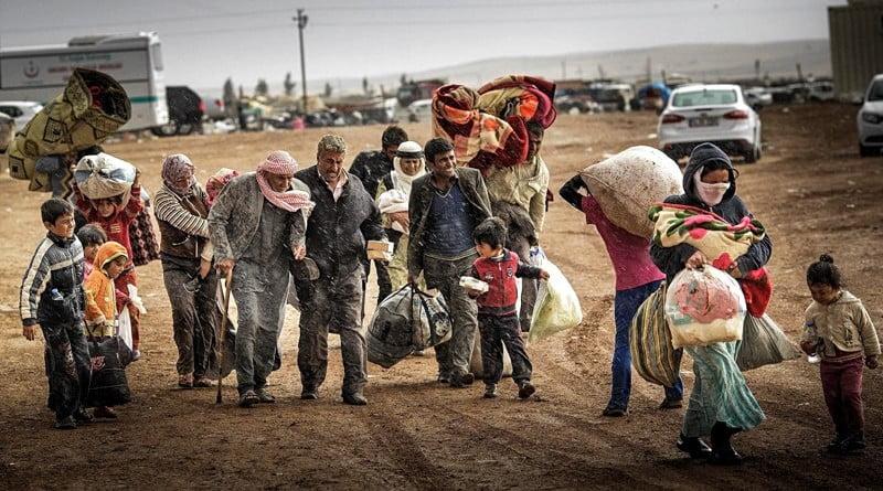 Syria-uchodźcy