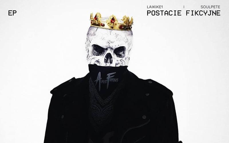 LaikIke1 & Soulpete - Postacie fikcyjne EP