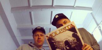 """Już niedługo niezwykły koncert! FALCON1 i KEBS zagrają na żywo rozszerzony mixtape """"Elementarz""""!"""