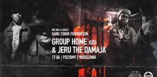 Group Home i Jeru The Damaja na dwóch koncertach w Polsce!