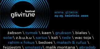 Już w kwietniu niezwykły festiwal hiphopowy - Glivitune Festival