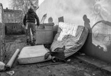 Zdj. Słupsk Street Photography | Tata w tekstach polskich raperów - Przemysław Kaca