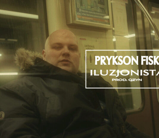 Prykson Fisk z nowym klipem na kanale Włodiego